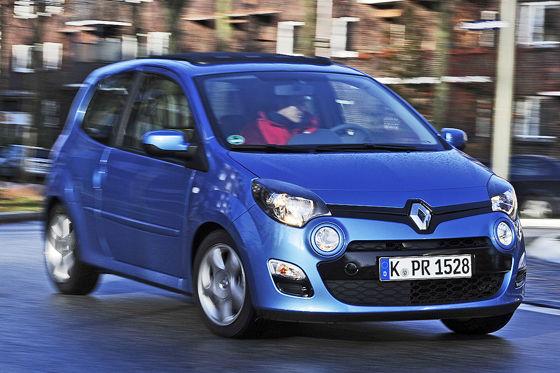 Video: Renault Twingo