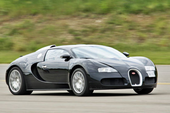 Bugatti veyron video