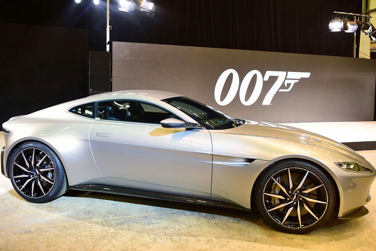 Aston Martin DB10 Konzeptauto