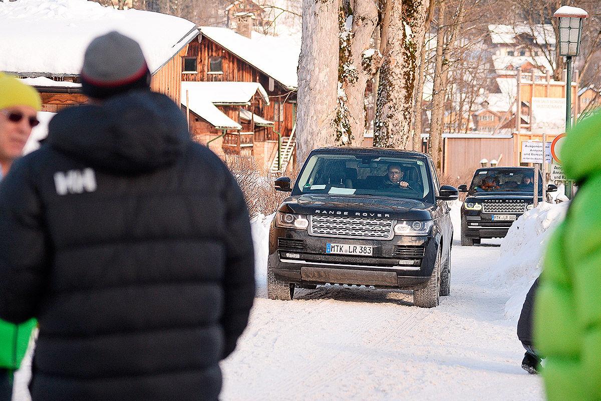Range Rover Sport SVR in Österreich