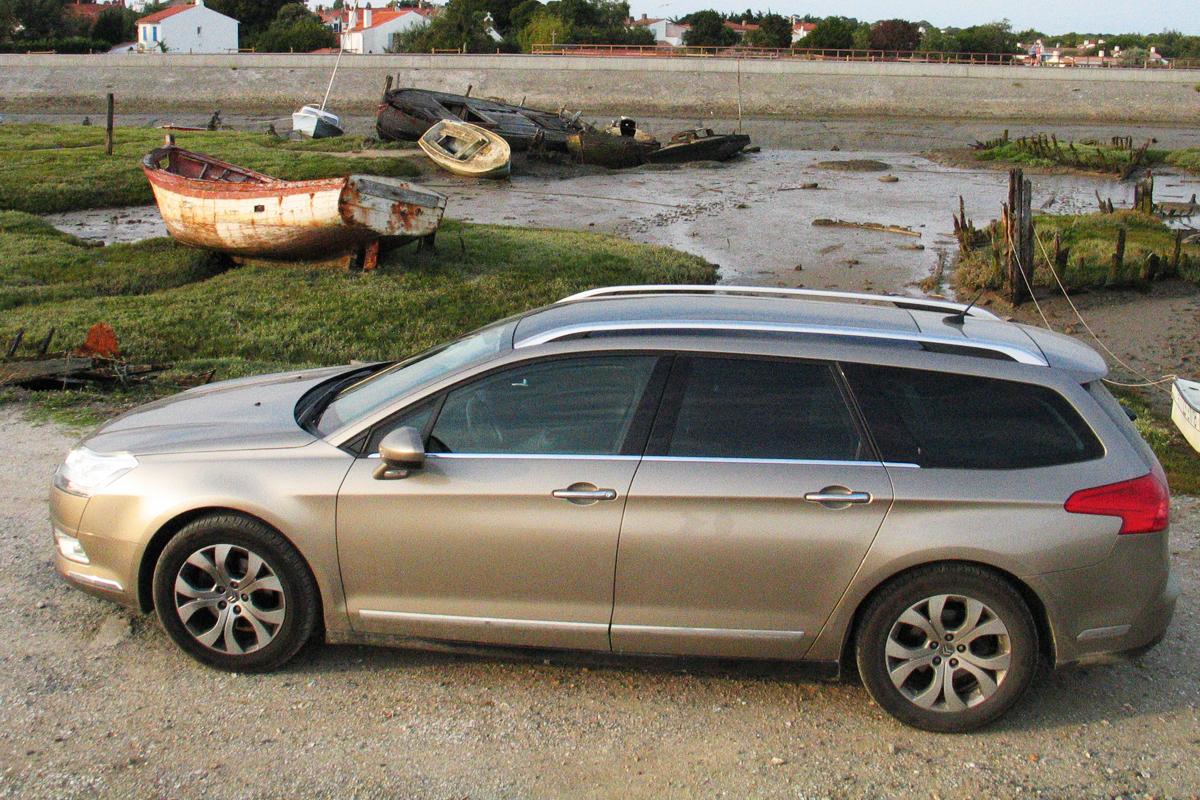 Citroën C5 Tourer im Dauertest