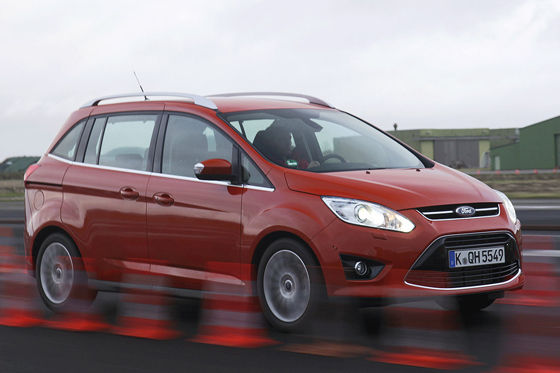 Video: Ford Grand C-Max