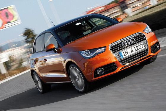 Video: Audi A1 Sportback