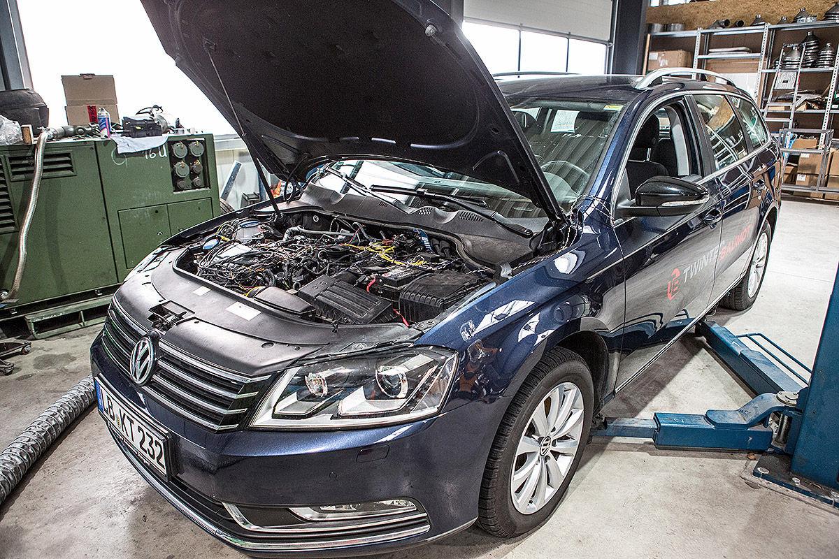 Euro-4- und Euro-5-Diesel umrüsten: So geht's