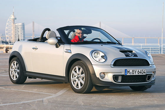 Video: Mini Roadster Cooper S