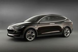 Das ist der Tesla Model X