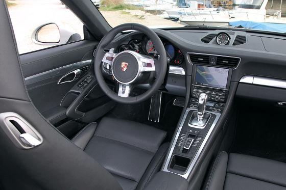 Porsche 911 Cabrio Fahrbericht Autobild De