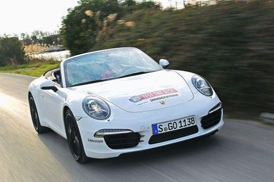 Video: Porsche 911 Carrera S Cabrio - AUTO BILD
