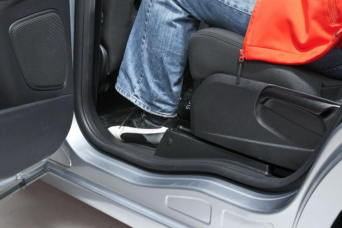 Türen-Test Ford Galaxy