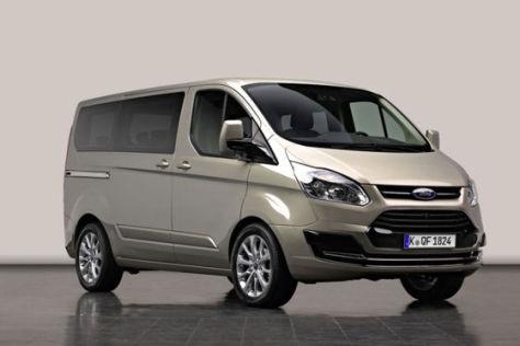 Ford Transit Tourneo Custom Autobild De