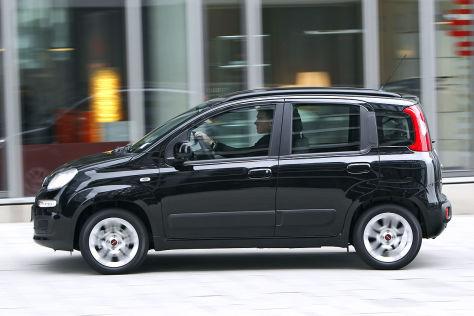 Fiat Panda 2012: Fahrbericht - autobild.de