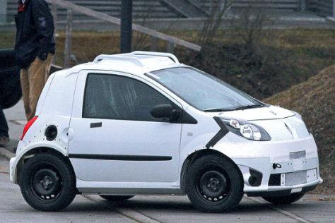 Twingo Zweisitzer Billig Smart Von Renault Autobild De