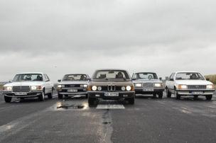 Chef-Limousinen im Fahrvergleich