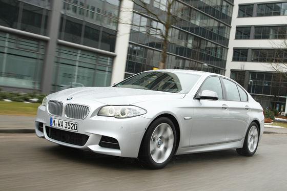 Video: BMW M 550d xDrive