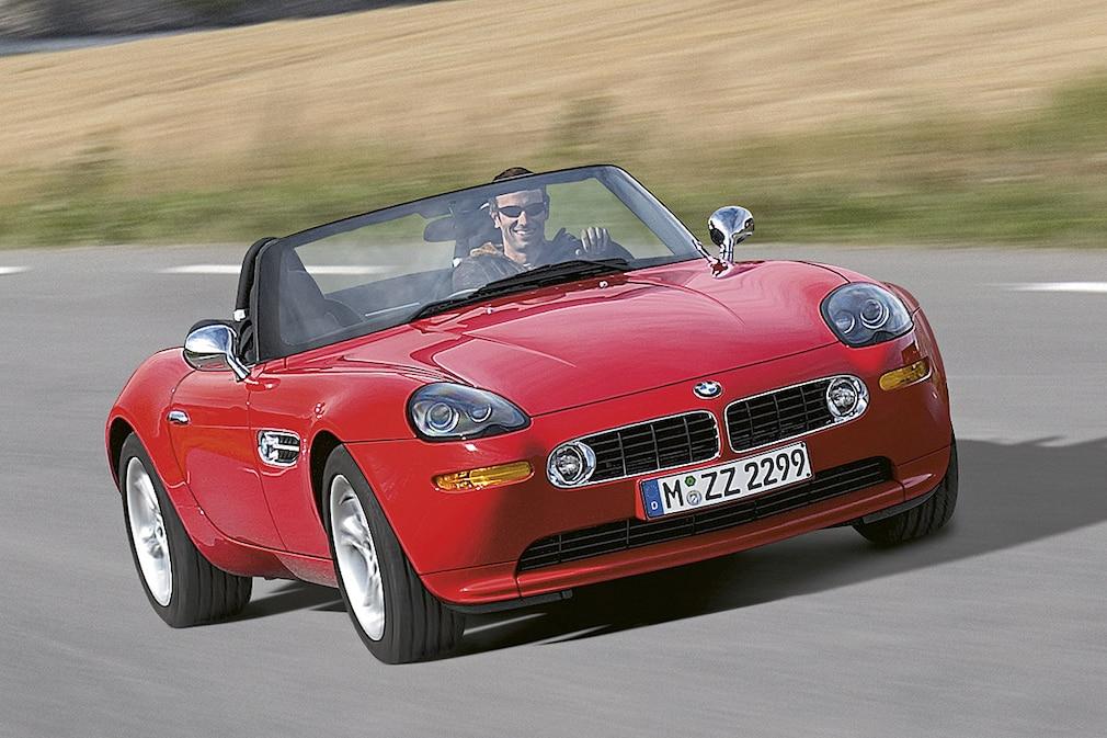 BMW Z8 2003-2007