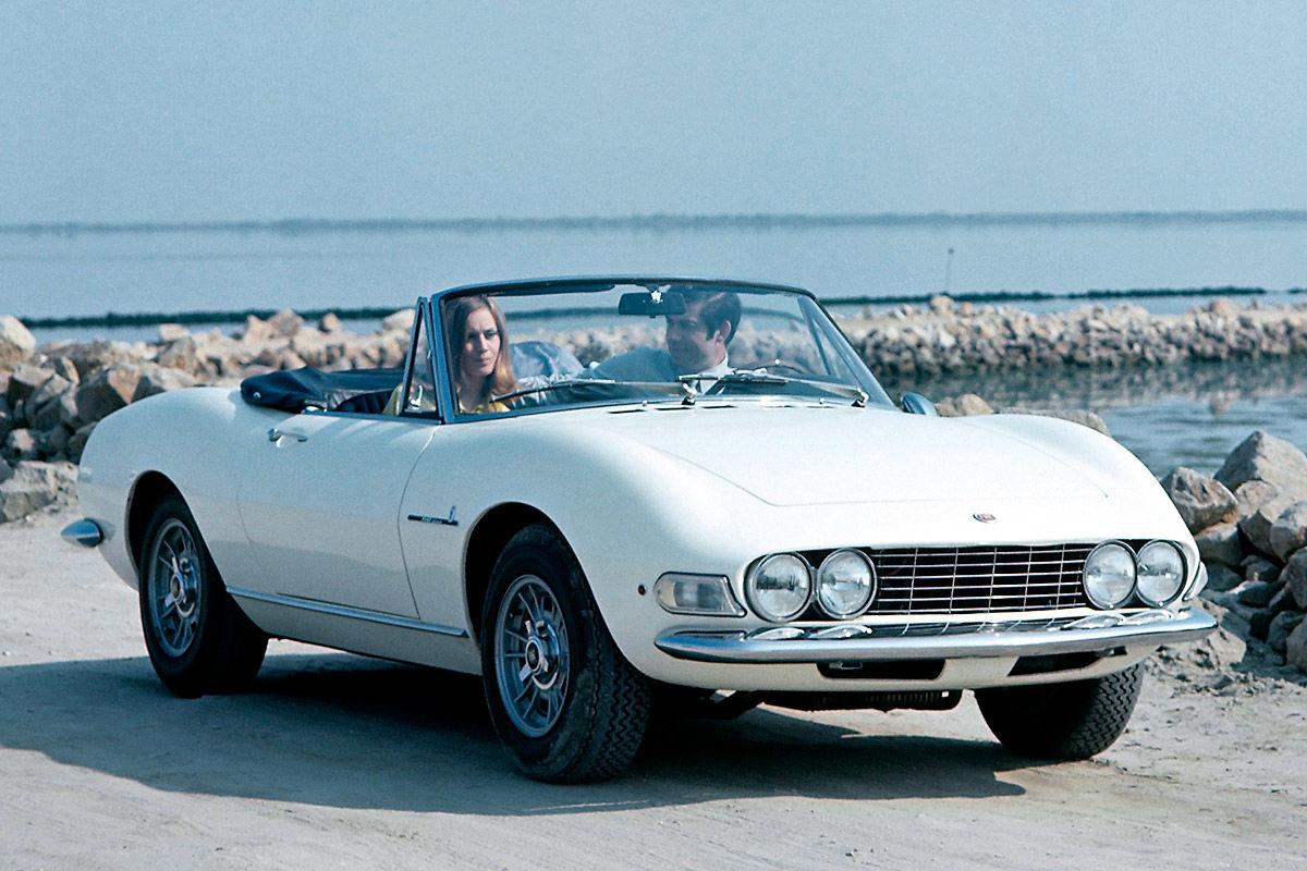 Fiat Dino Spider  1966-1969