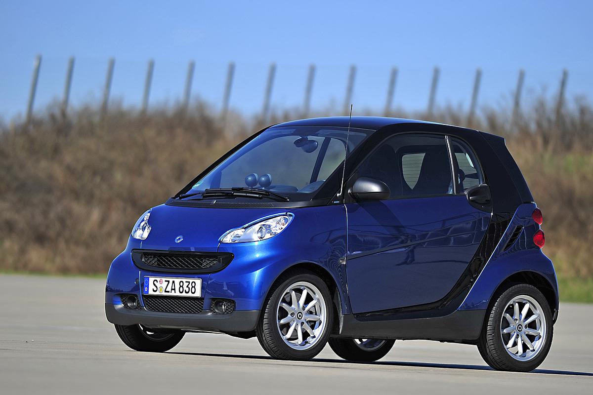 Smart fortwo im Gebrauchtwagencheck - Bilder