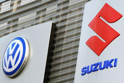 Logo VW Suzuki