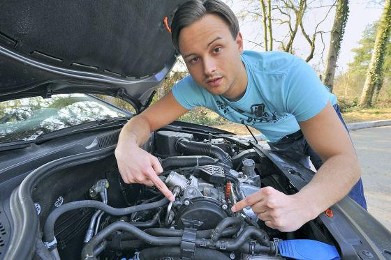 Alexander Köpke hat Probleme mit seinem VW Polo 1.2 TSI (EZ 12/ 2010)