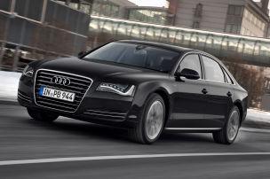 So fährt der Spar-Audi