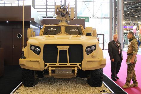 Oshkosh JLTV: Alle Infos zum neuen Humvee - autobild.de