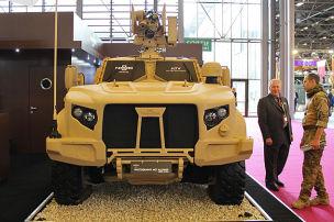 Oshkosh statt Humvee