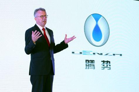 Daimler und BYD: Name für Elektroauto