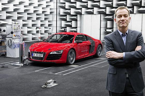 Video: Audi R8 e-tron
