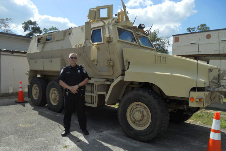 MRAP in Florida