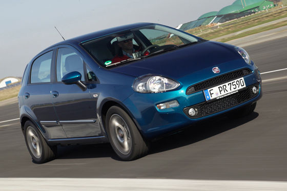 Video: Fiat Punto 1.3
