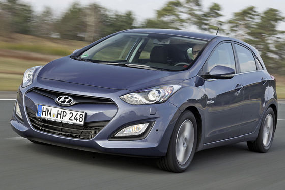 Video: Hyundai i30