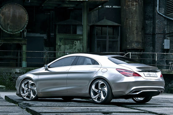 Mercedes Style Coupé Concept