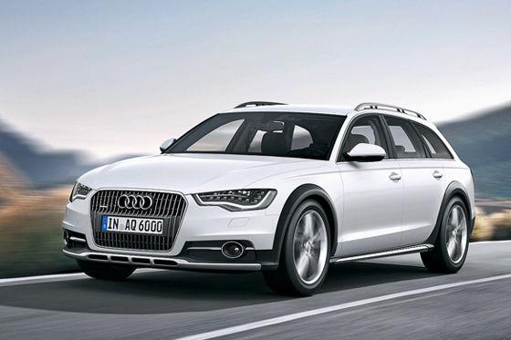 Video: Audi A6 Allroad 3.0 TDI