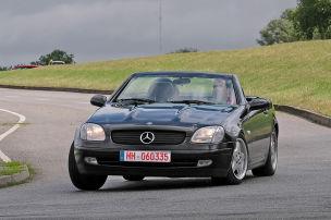 Mercedes SLK (R 170): Gebrauchtwagen-Test