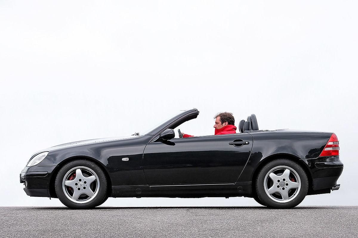 Mercedes SLK (R 170) im Gebrauchtwagen-Test