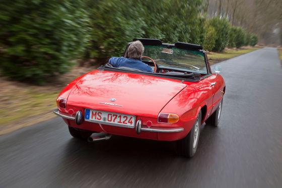 Alfa Romeo 1750 Spider