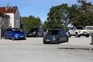 Welcher Fiat 500 soll es sein?
