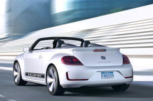 E-Beetle oben ohne