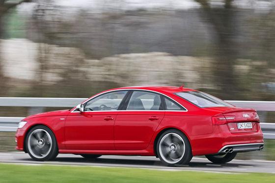 Video: Audi S6