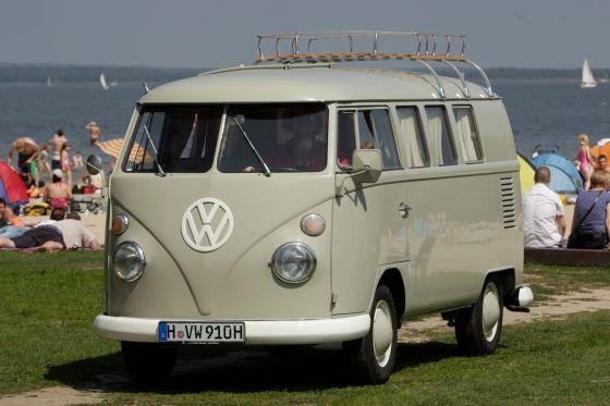 VW T1 Westfalia