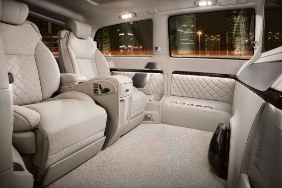 Nobler Chauffeur-Van