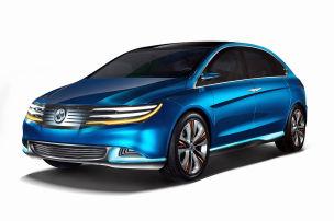 Elektro-Daimler für China