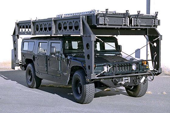 Patriot3 Humvee