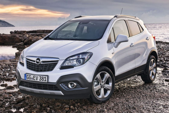 Video: Opel Mokka