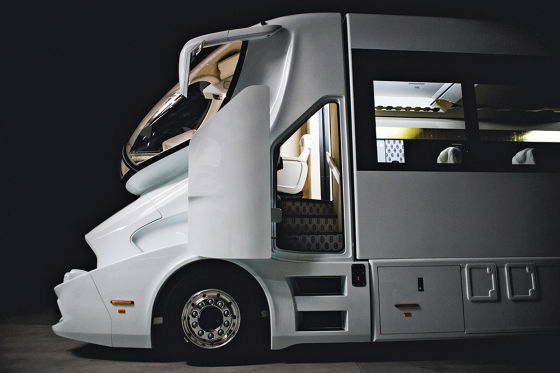 Luxusbus von Marchi Mobile
