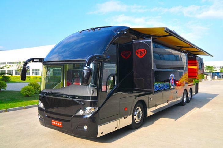 Luxusbus von King Long Coach
