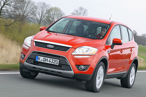 Video: Ford Kuga