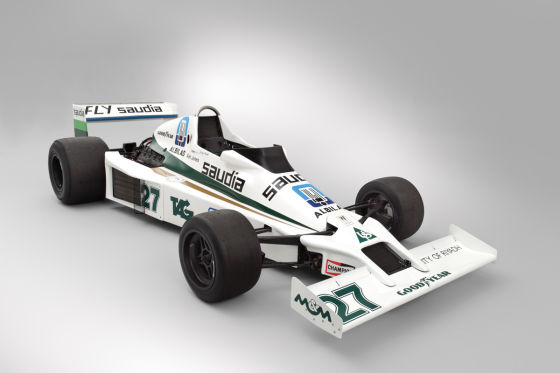 Williams FW06 von 1978