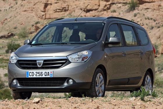Video: Dacia Lodgy