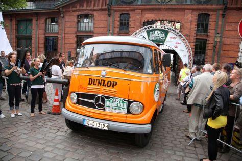 Dunlop engagiert sich bei der Bodensee Klassik